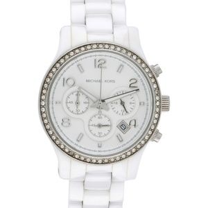 Michael Kors Glitz Runway Watch
